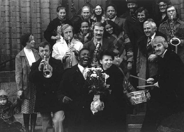 Dizzy Gillespie - Dateline: Europe Dizzy Gillespie In Concert