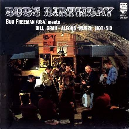 "LP ""Bud's Birthday"""